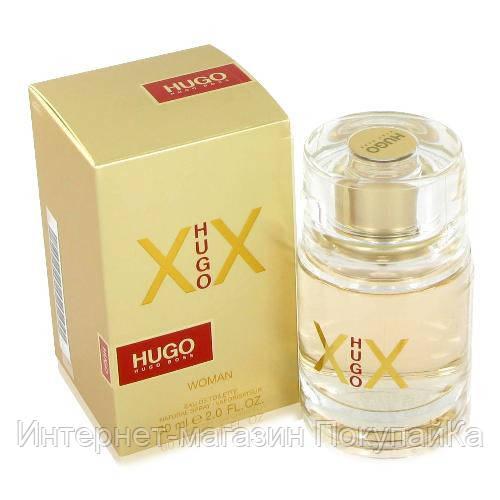 Парфюмированная вода Hugo Boss Hugo XX Голландия лицензия 100% приближённое  к оригиналу 77f7f2a80d0
