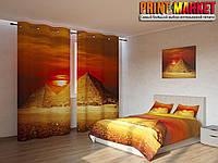 Фотокомплект две пирамиды