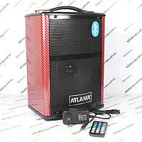 Акустическая мультимедийная система Atlanfa AT-Q1 Bluetooth, фото 1