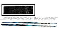 Лыжи спортивные, пластик STC STEP, р. 175 см.