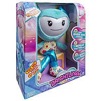 "Интерактивная кукла Brightlings от Spin Master (Brightlings, Interactive Singing, Talking 15"" Plush)"