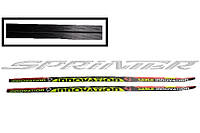Лыжи спортивные, пластик STC  р. 175 см.