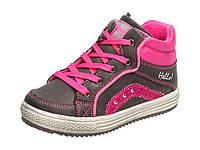 Ботинки демисезонные для девочек AMERICAN CLUB