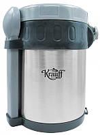 Термос пищевой 2 литра Krauff 26-178-045