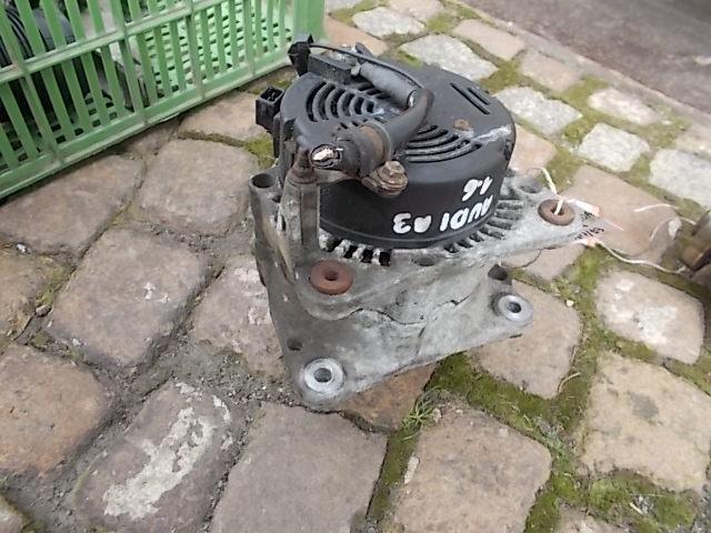 Генератор Audi A3 1.6