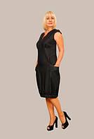 """Стильный женсий сарафан """"Дейзи"""" — Модель 508 (замена ткани, как на Мод 481)"""