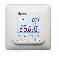 Терморегулятор TCL-0311SF электронный программируемый E-NEXT
