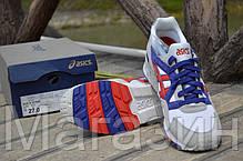 Женские кроссовки Asics Gel Lyte 5 Асикс Гель Лайт 5 серые, фото 3