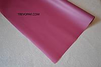 Пленка матовая для цветов розовая  0,7*10м