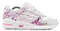 Женские кроссовки Asics Gel Lyte 3, асикс гель лайт 3 сакура
