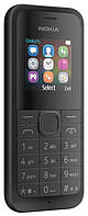 Nokia 105 Duos Black