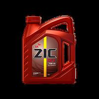 Трансмиссионное масло ZIC G-F TOP 75W-85 4л.