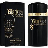 Парфюмированная вода Paco Rabanne Black XS L'Aphrodisiaque For Men Голландия лицензия 100% приближён