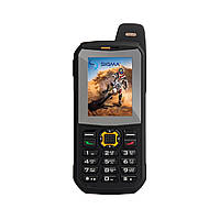 Sigma mobile X-treme 3SIM (Black/Orange)