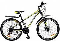 """Велосипед Cross Racer (Болгария) 26"""", стальная рама"""