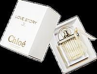 Парфюмированная вода - Тестер Chloe Love Story Голландия лицензия 100% приближённое к оригиналу
