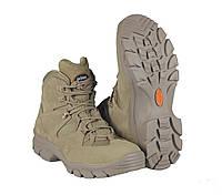 Ботинки тактические, осенне-зимние гидрофобные усиленные MK.7, хаки