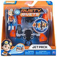 Ігровий набір Jet Pack Маленький інженер Рости - Rusty Rivets - Іржаві заклепки, Spin Master