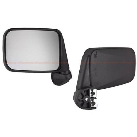 Зеркало боковое универсальное Wesem LW.01703 1703, фото 2
