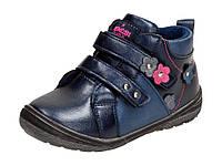 Ботинки на липучке для девочек AMERICAN CLUB
