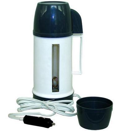 Автомобильный чайник термос от прикуривателя
