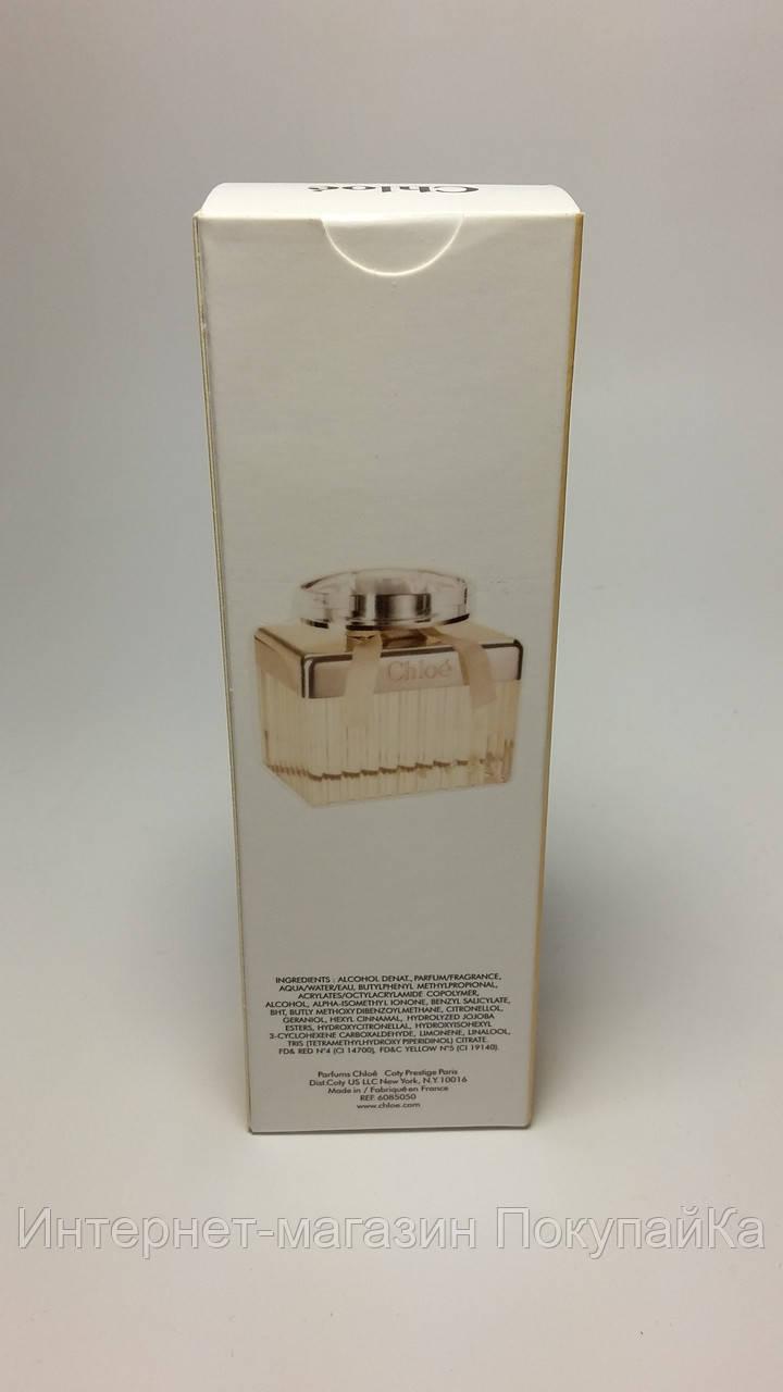 парфюмированная вода в стиле Chloe Eau De Parfum с феромонами