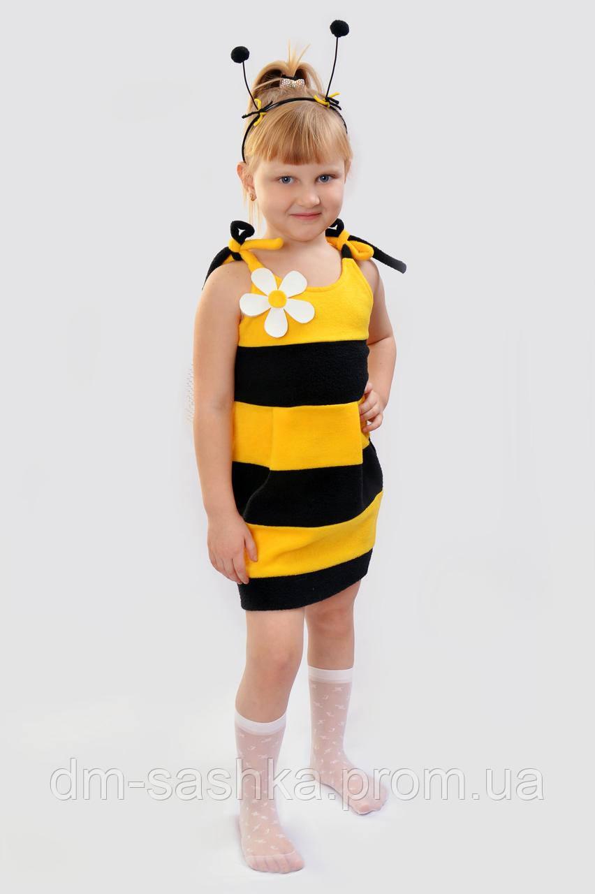 Детский карнавальный костюм Пчелка Майя