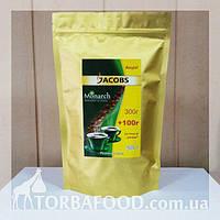 Порошковый кофе Якобс Монарх 400 грамм Крема