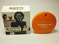 Парфюмированная вода Burberry Weekend for Women с феромонами