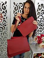 Женская сумка и клатч мд3350