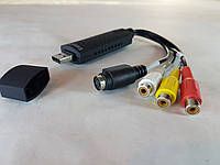 EasyCAP изикап USB 2.0 USB карта видеозахвата,видеозахват. Видеонаблюдение. Система захвата видео.