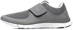 Мужские кроссовки Nike Free Socfly Cool Grey найк сокфлай