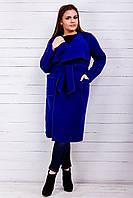 Женское пальто (46-48,50-52,54-56,58-60) — кашемир купить оптом и в Розницу в одессе  7км