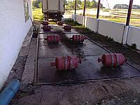 Калибровка весов эталонными гирями