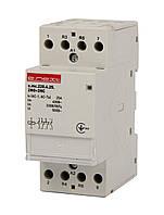 Модульный контактор e.mc 4р 25А 2NO+2NC E.NEXT
