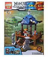"""Конструктор Lepin Ninja (аналог Lego Ninjago) """"Секретная беседка Мастера Ву"""""""