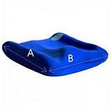 Вакуумная подушка ортопедическая Stabilo BASE L Posture Vacuum Cushion 50/50cm, фото 4