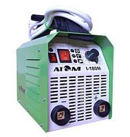 Сварочный инвертор  Атом I-180M с кабелем 3+2 и зажимами Abicor Binzel, фото 1