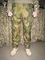Штаны, брюки тактические, камуфляж М98, армия Норвегии, Rip-Stop