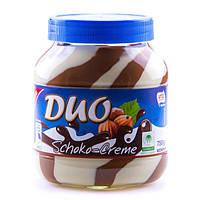 Крем шоколадный молочно-ореховый Dou Schoko-Creme 750г.