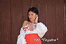 Блузка бохо вышиванка, белая, лен, этно стиль, Bohemia, фото 6
