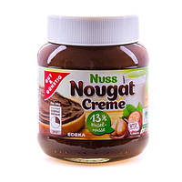 Паста орехово-шоколадная Nuss Nougat Creme 400г.