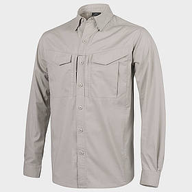 Рубашка Defender Mk2 с д/рукавами - PolyCotton Ripstop - хаки