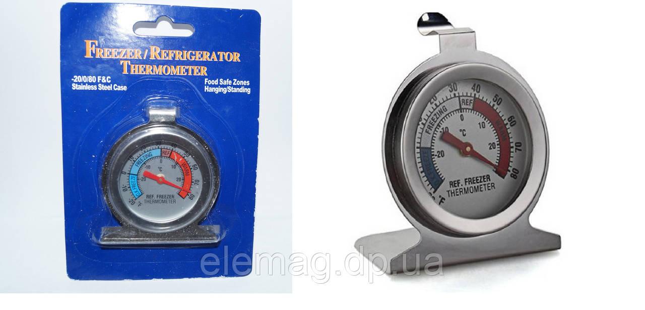 Термометр для холодильника Биметаллический