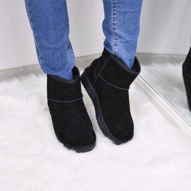 6e9f404274d1 Угги женские UGG короткие ЗАМША 3610, зимняя обувь - AlexTop в Днепре