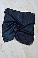Головной платок черный  60х60 от 10 штук