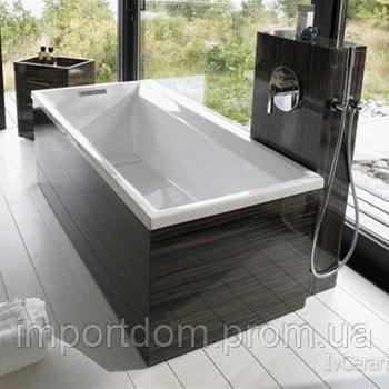 Ванна акриловая Duravit 2nd floor 180x80