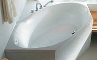 Ванна акриловая Duravit 2x3 шестиугольная 190x90