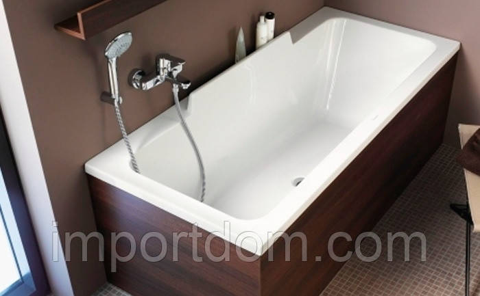 Ванна акриловая Duravit Durastyle 170x75