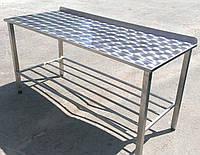 Стол технологический с решеткой, фото 1